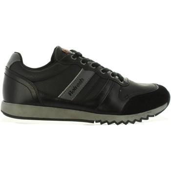 Schuhe Herren Sneaker Low Refresh 63966 Negro