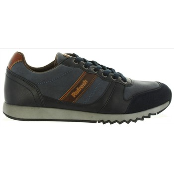 Schuhe Herren Sneaker Low Refresh 63966 Azul
