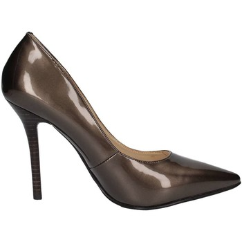 Schuhe Damen Pumps Luciano Barachini 9251H Pumps Frau Bronze Bronze