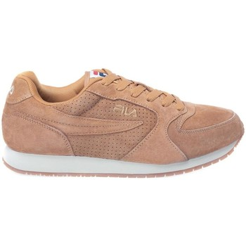 Schuhe Herren Sneaker Low Fila Zapatillas  Ravel S Low Beige