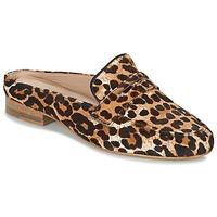 Schuhe Damen Pantoffel Maruti BELIZ Braun / Schwarz