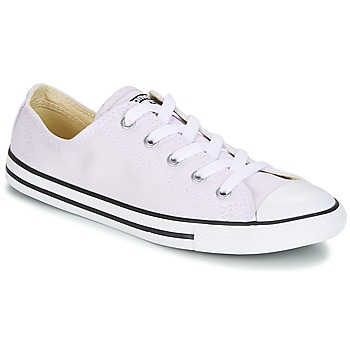 Schuhe Damen Sneaker Low Converse Chuck Taylor All Star Dainty Ox Canvas Color Weiss