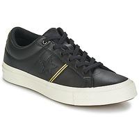 Schuhe Sneaker Low Converse One Star Schwarz