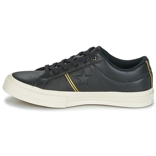 Converse One Star Low Schwarz  Schuhe Sneaker Low Star  62,99 b6d26e