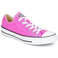 Schuhe Damen Sneaker Low Converse Chuck Taylor All Star Ox Seasonal Colors Rose