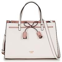 Taschen Damen Handtasche Guess LEILA GIRLFRIEND STACHEL Rose
