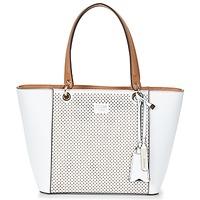 Taschen Damen Shopper / Einkaufstasche Guess KAMRYN TOTE Weiss