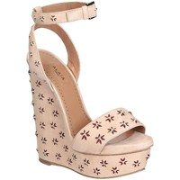 Schuhe Damen Sandalen / Sandaletten Alaa 6E3X842CC06 Nudo