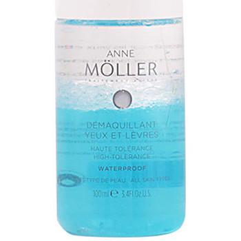 Beauty Damen Gesichtsreiniger  Anne Möller Démaquillant Yeux & Lèvres Waterproof  100 ml
