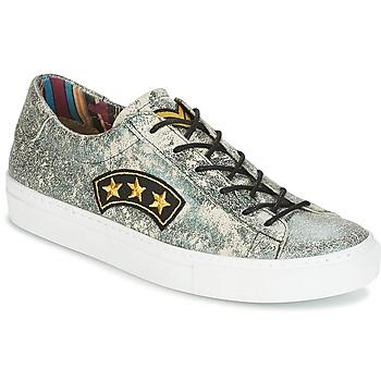 Schuhe Damen Sneaker Low Felmini VERDE Grün