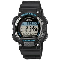 Uhren Herren Digitaluhren Casio Collection Chronograph STL-S300H-1AEF grau