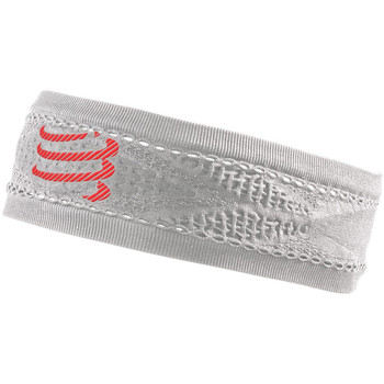 Accessoires Sportzubehör Compressport Thin Headband On/Off Weiss