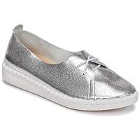 Schuhe Damen Derby-Schuhe Les Petites Bombes DEMY Silbern