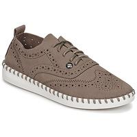 Schuhe Damen Derby-Schuhe LPB Shoes DIVA Maulwurf