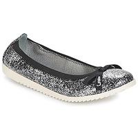 Schuhe Damen Ballerinas LPB Shoes EDEN Schwarz