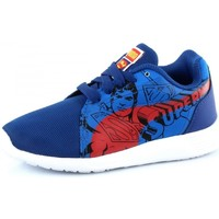 Schuhe Kinder Sneaker Low Puma ST TRAINER EVO SUPERMAN PS Bleu