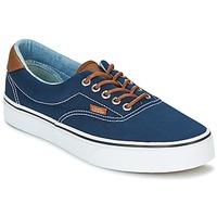Schuhe Sneaker Low Vans ERA Blau
