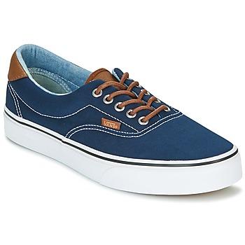 Schuhe Herren Sneaker Low Vans ERA Blau