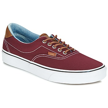 Schuhe Herren Sneaker Low Vans ERA Bordeaux