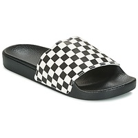 Schuhe Herren Pantoffel Vans MN SLIDE-ON Schwarz