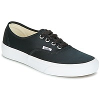 Schuhe Damen Sneaker Low Vans AUTHENTIC Schwarz