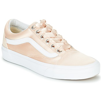 Schuhe Damen Sneaker Low Vans OLD SKOOL Rose