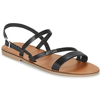 Schuhe Damen Sandalen / Sandaletten Les Tropéziennes par M Belarbi BADEN Schwarz