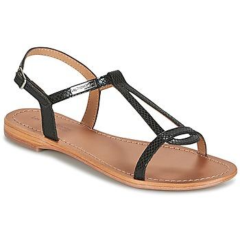 Schuhe Damen Sandalen / Sandaletten Les Tropéziennes par M Belarbi HAMAT Schwarz