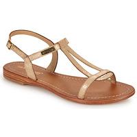 Schuhe Damen Sandalen / Sandaletten Les Tropéziennes par M Belarbi HAMAT Gold