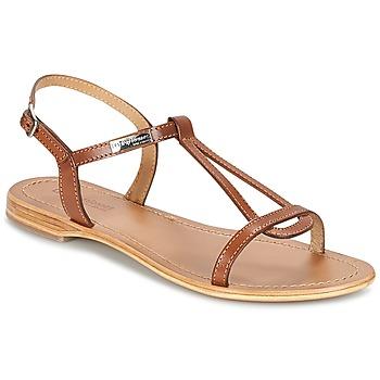 Schuhe Damen Sandalen / Sandaletten Les Tropéziennes par M Belarbi HAMESS Braun