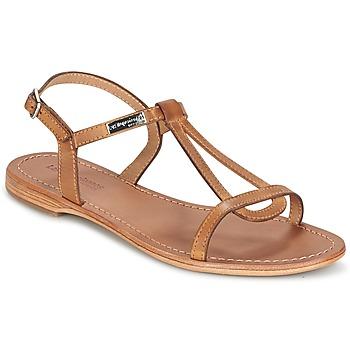Schuhe Damen Sandalen / Sandaletten Les Tropéziennes par M Belarbi HAMESS Honig