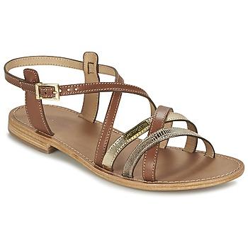Schuhe Damen Sandalen / Sandaletten Les Tropéziennes par M Belarbi HAPAX Beige