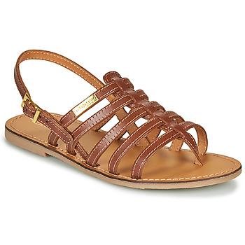 Schuhe Damen Sandalen / Sandaletten Les Tropéziennes par M Belarbi HERILO Braun