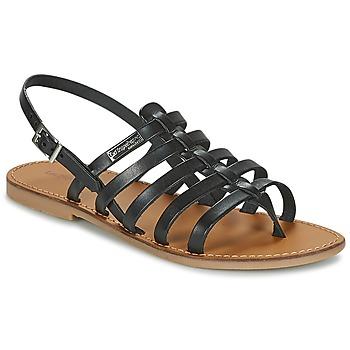 Schuhe Damen Sandalen / Sandaletten Les Tropéziennes par M Belarbi HERILO Schwarz