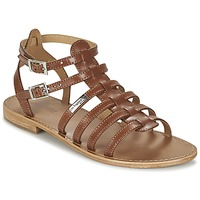 Schuhe Damen Sandalen / Sandaletten Les Tropéziennes par M Belarbi HIC Braun