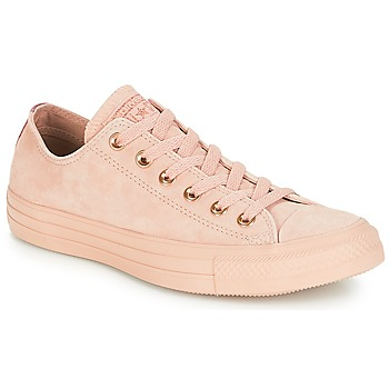 Schuhe Damen Sneaker Low Converse Chuck Taylor All Star-Ox Beige