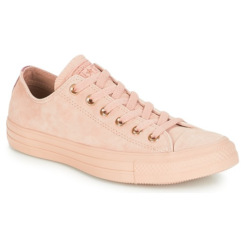 Converse Chuck Taylor Low All Star-Ox Beige  Schuhe Sneaker Low Taylor Damen 59,49 f2d851