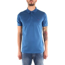 Kleidung Herren Polohemden Harmont & Blaine L078220516 T-Shirts Mann light blue light blue