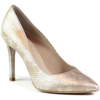 Schuhe Damen Pumps Ryłko 9G200TMC4F Golden