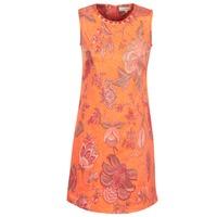 Kleidung Damen Kurze Kleider Derhy ANTILLAIGAN Orange