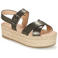 Schuhe Damen Sandalen / Sandaletten MTNG VATIXIO Schwarz