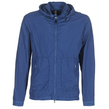 Kleidung Herren Windjacken Serge Blanco MONTREAL Blau