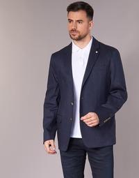 Kleidung Herren Jacken / Blazers Serge Blanco SUTTON Marine