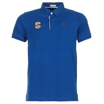 Kleidung Herren Polohemden Serge Blanco DOSSART 15 Blau