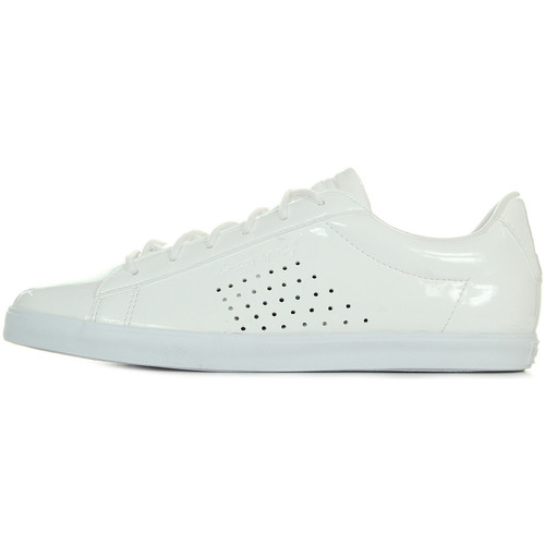 Le Coq Sportif Agate Lo Patent optical White Weiss