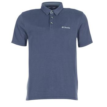 Kleidung Herren Polohemden Columbia NELSON POINT POLO Marine