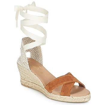 Schuhe Damen Sandalen / Sandaletten Betty London IDILE Braun