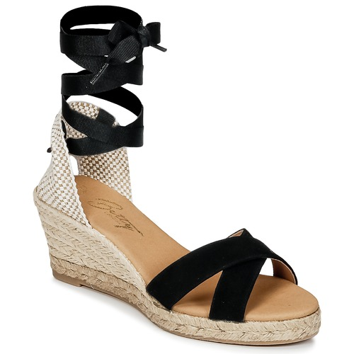 Betty London IDILE Schwarz    Schuhe Sandalen   Sandaletten Damen 71f365