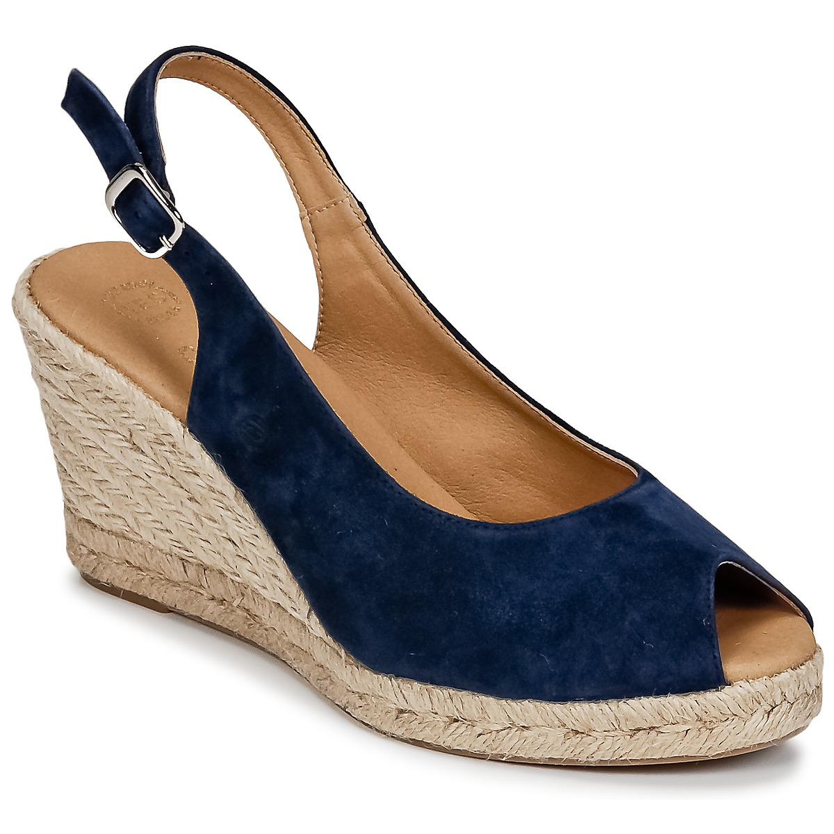 Betty London INANI Marine - Kostenloser Versand bei Spartoode ! - Schuhe Sandalen / Sandaletten Damen 51,99 €