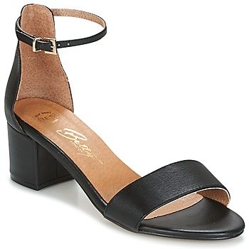 Schuhe Damen Sandalen / Sandaletten Betty London INNAMATA Schwarz